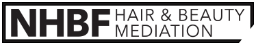 Hair and beauty mediation logo