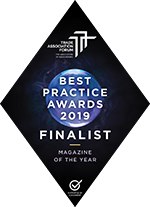 Taf Awards Finalist 2019